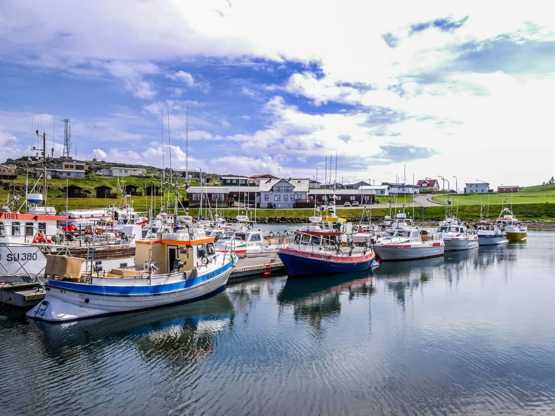 Djúpivogur Iceland