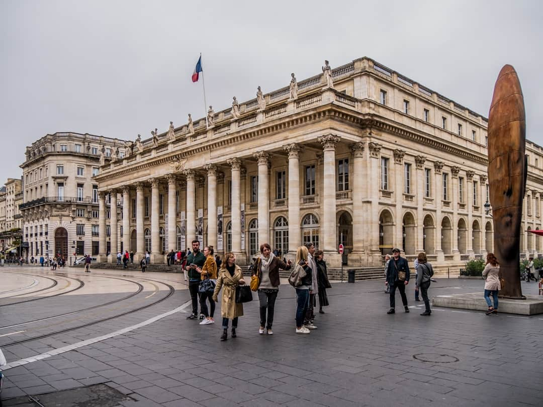 Grand Théâtre de Bordeaux Visit Bordeaux