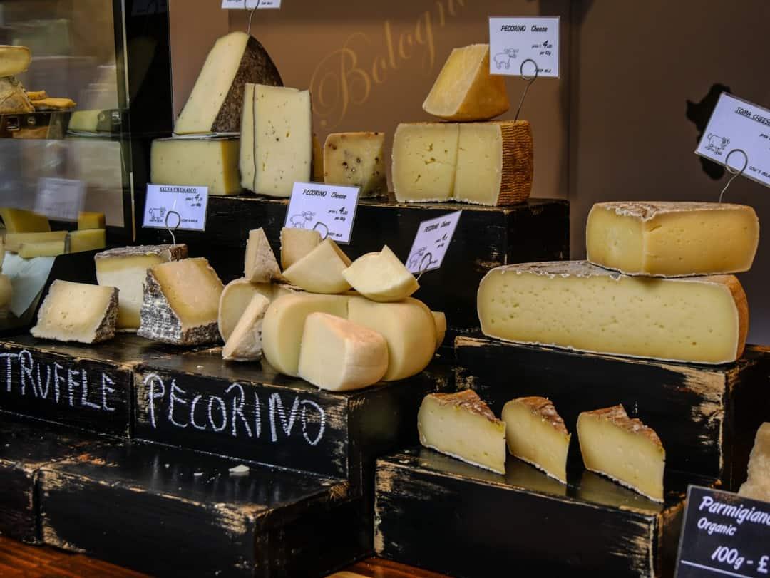 cheese borough market