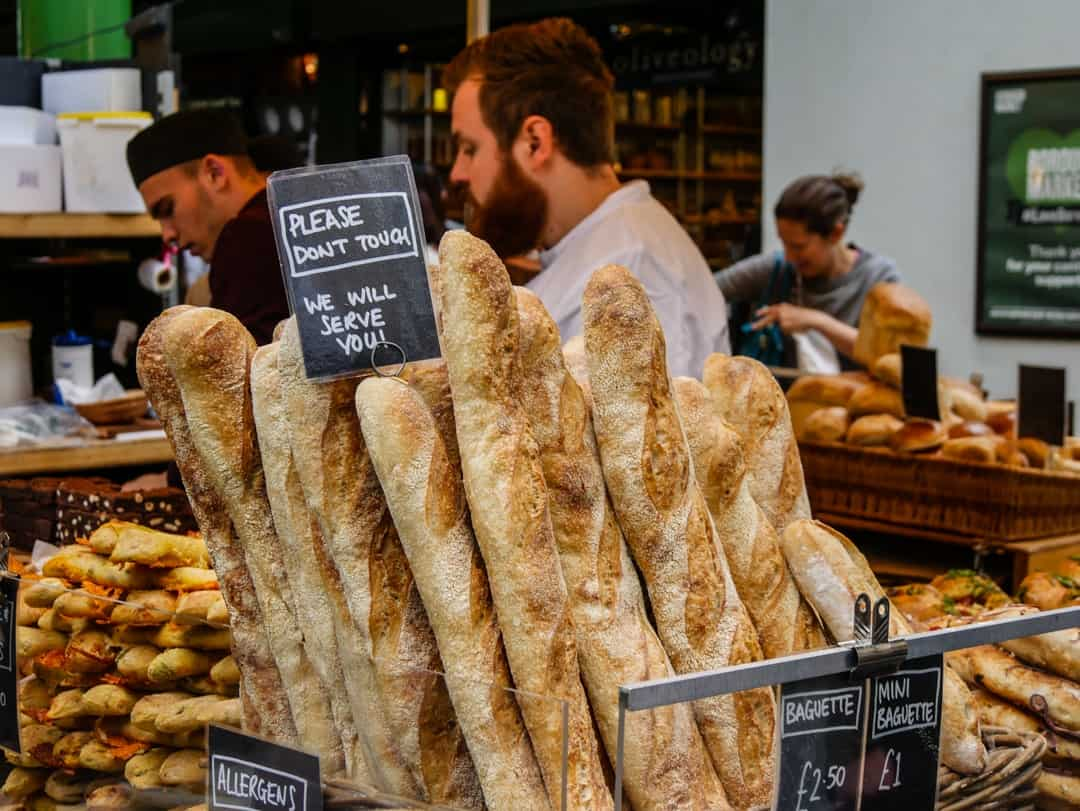 fresh breads borough