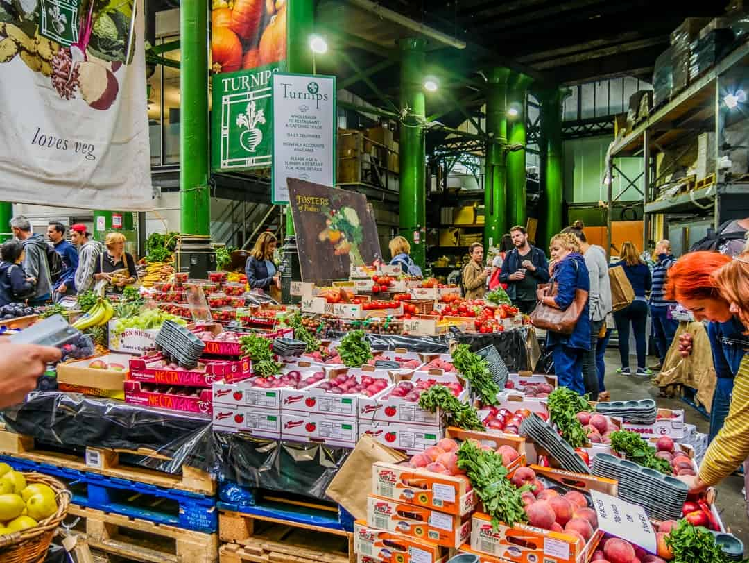 14 reasons why you should go to the Borough Markets of London