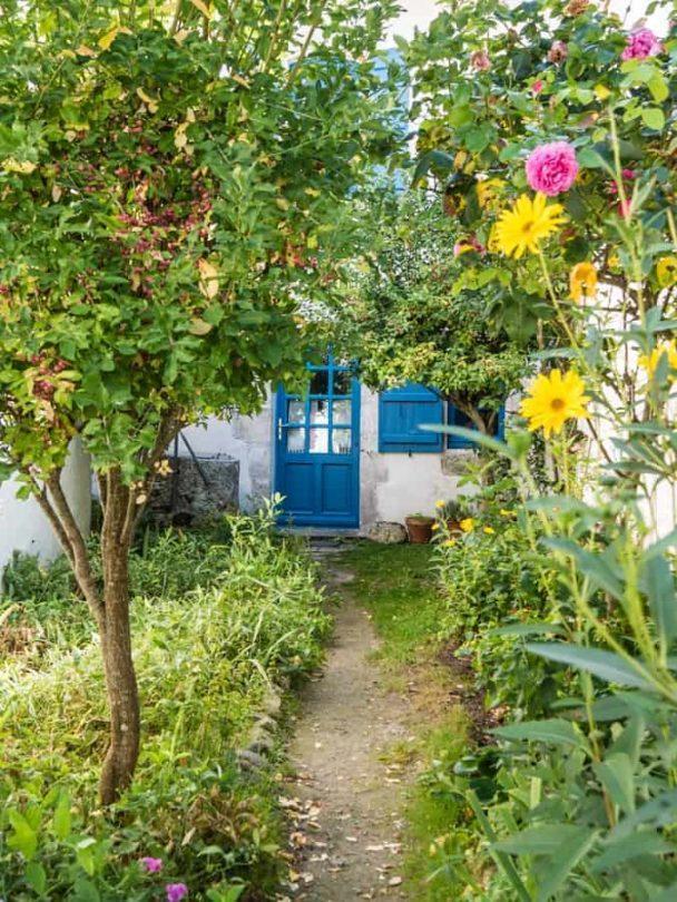 talmont-sur-gironde-gardens