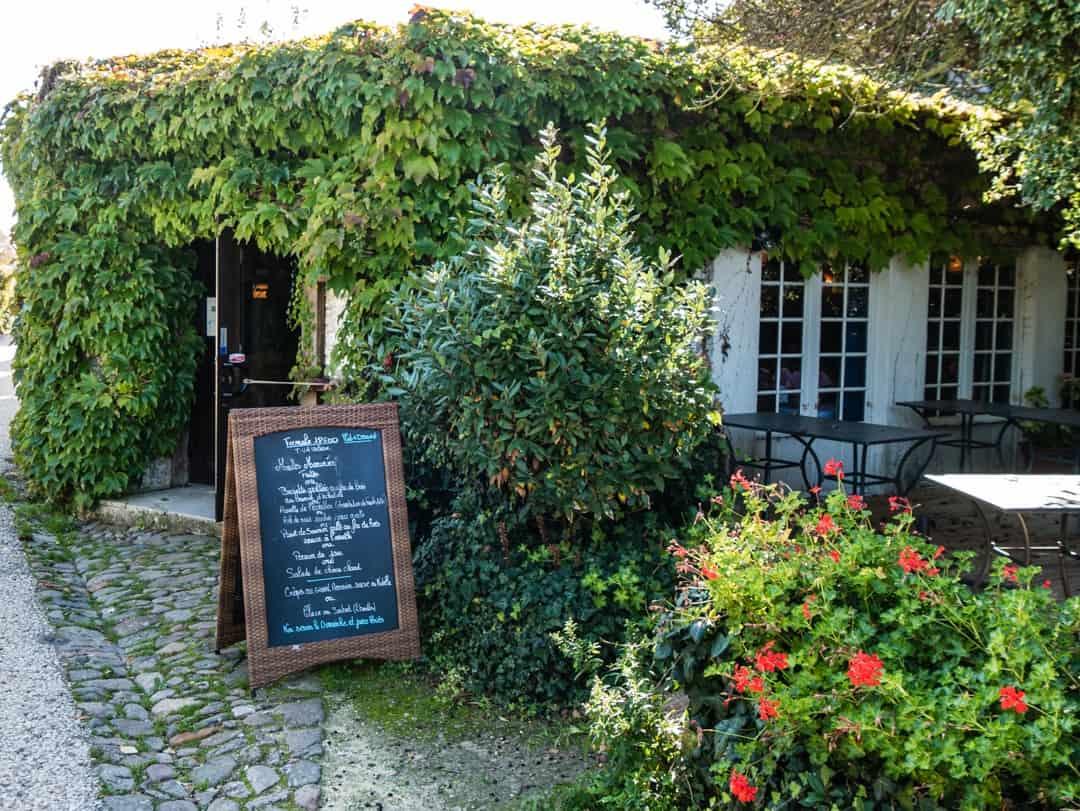talmont-sur-gironde restaurants