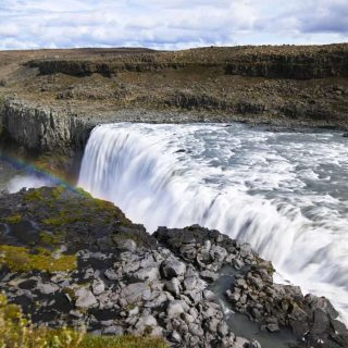 North Iceland highlights – The natural wonders of Dettifoss Falls and Lake Mývatn