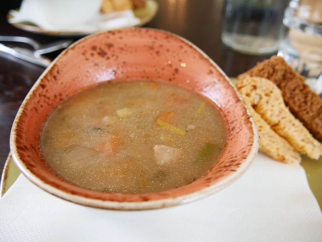 lamb soup