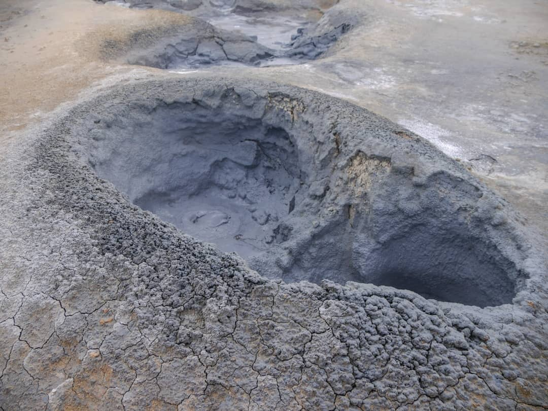 thermal mud