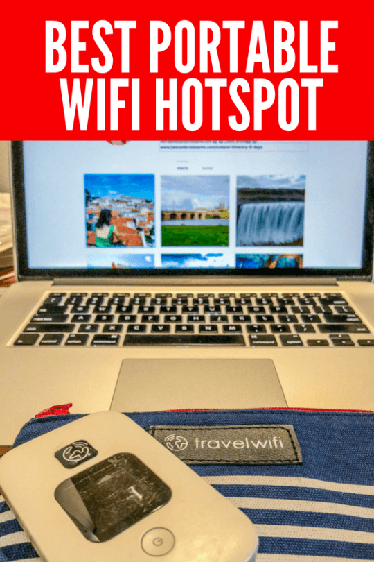 The best portable wifi hotspot for travel overseas - Travel Wifi