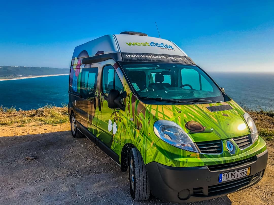 5f093a9996 Campervan hire in Portugal – How to have a great road trip with a West  Coast Campers campervan