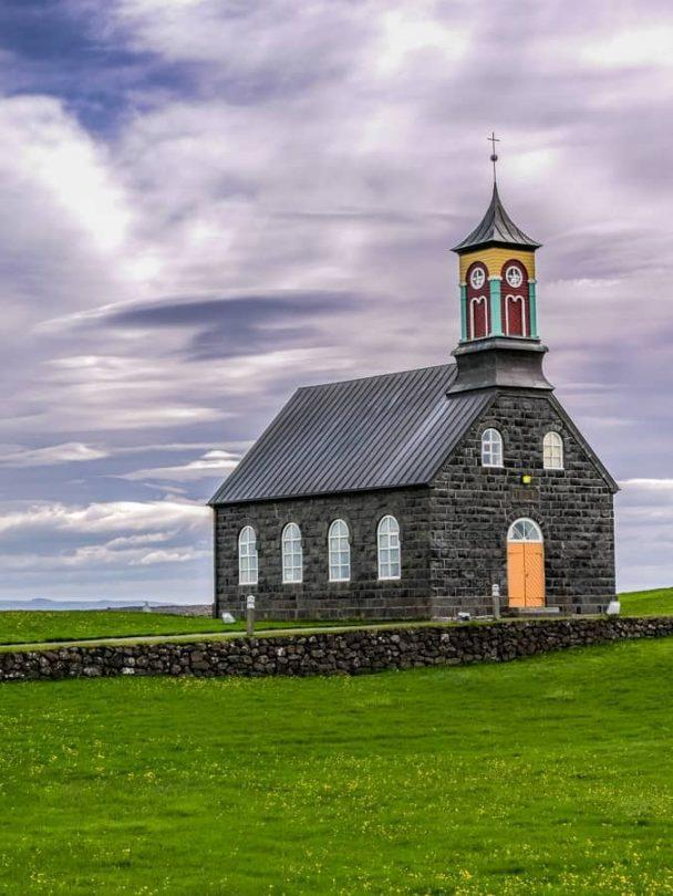 Church at Hvalsnes