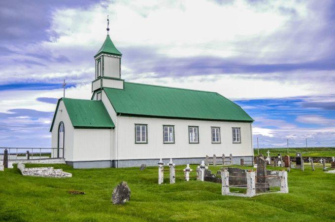 Utskalakirkja Church
