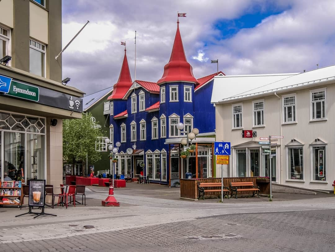the town centre - visit akureyri