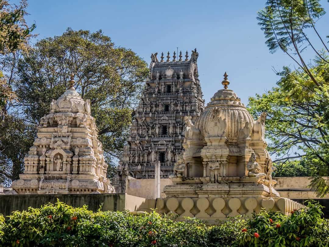 Bengaluru Tipus summer palace garden