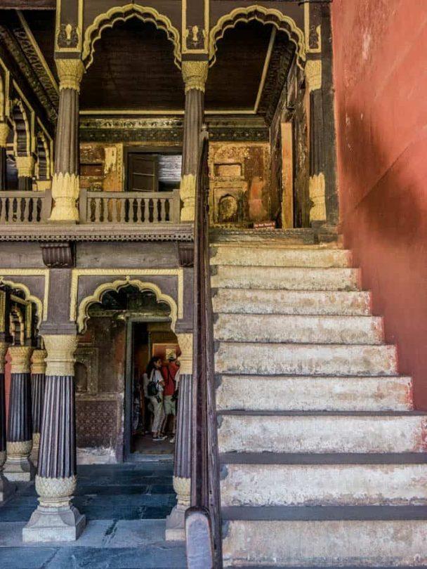 Bengaluru Tipus summer palace
