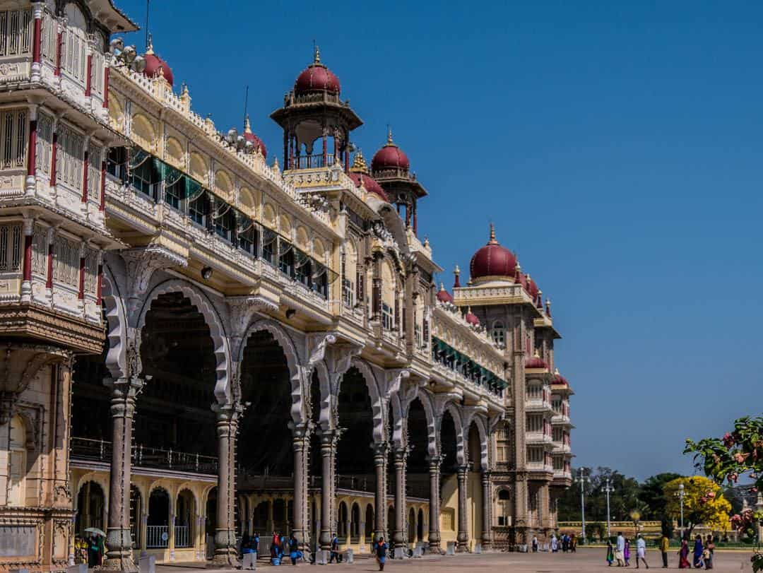 mysore palace a must for any visit to southern india