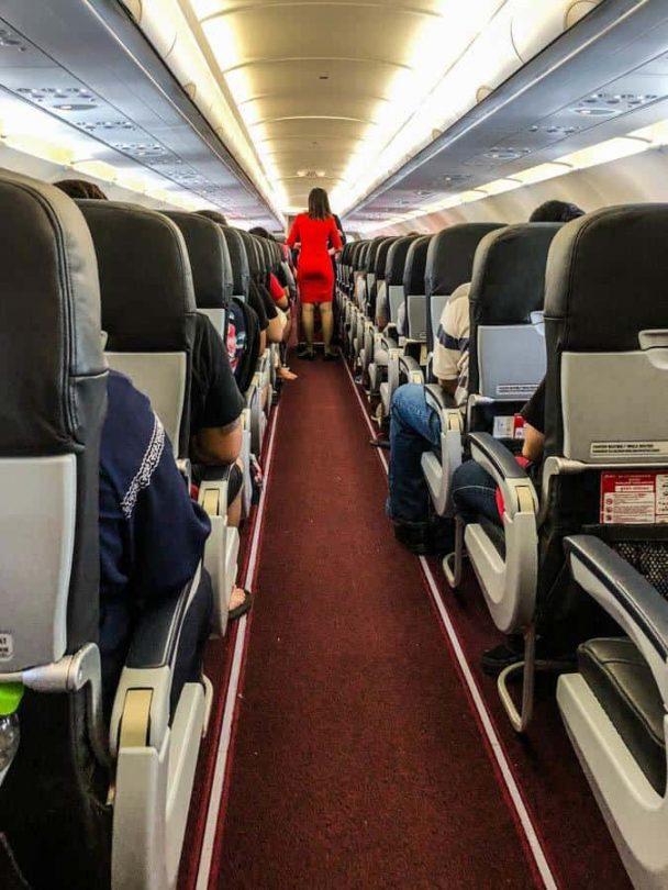 airasia economy