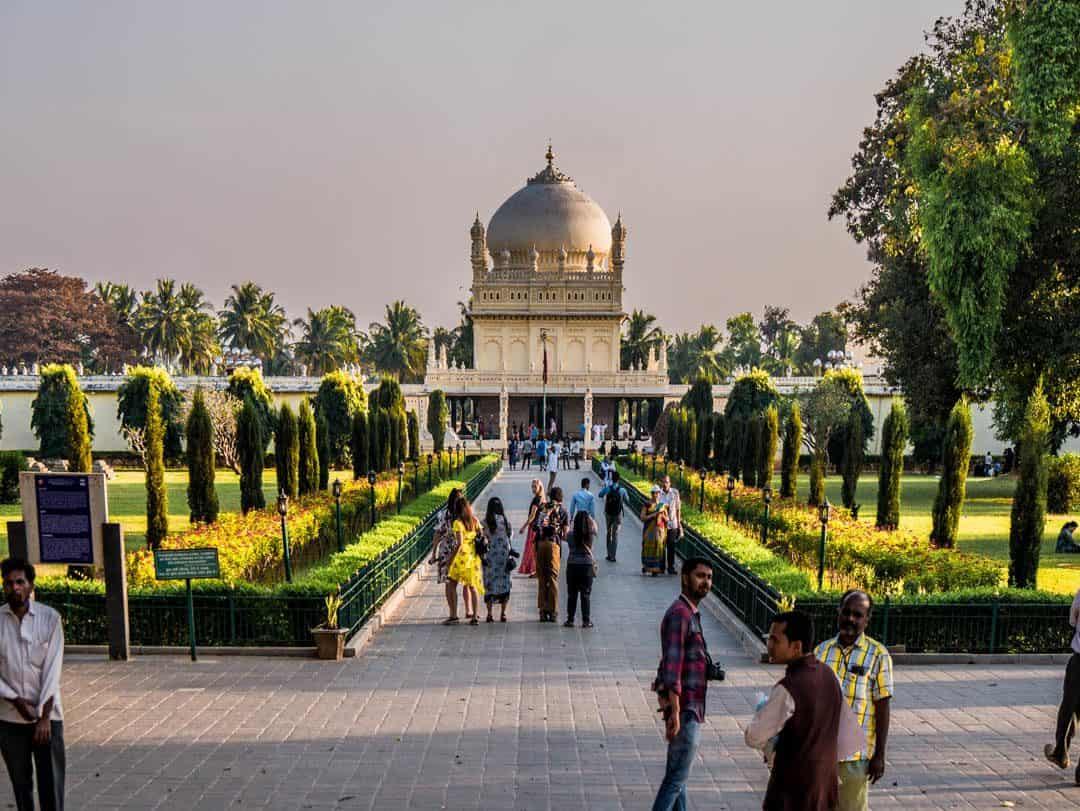 gumbaz mausoleum tipu
