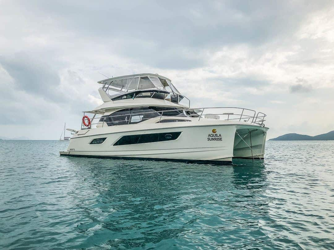 power cruise go bareboating