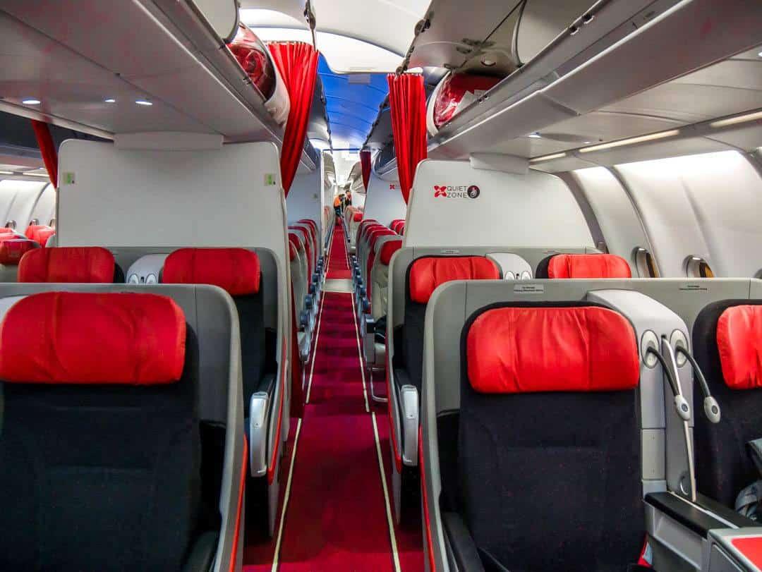 premium class air asia