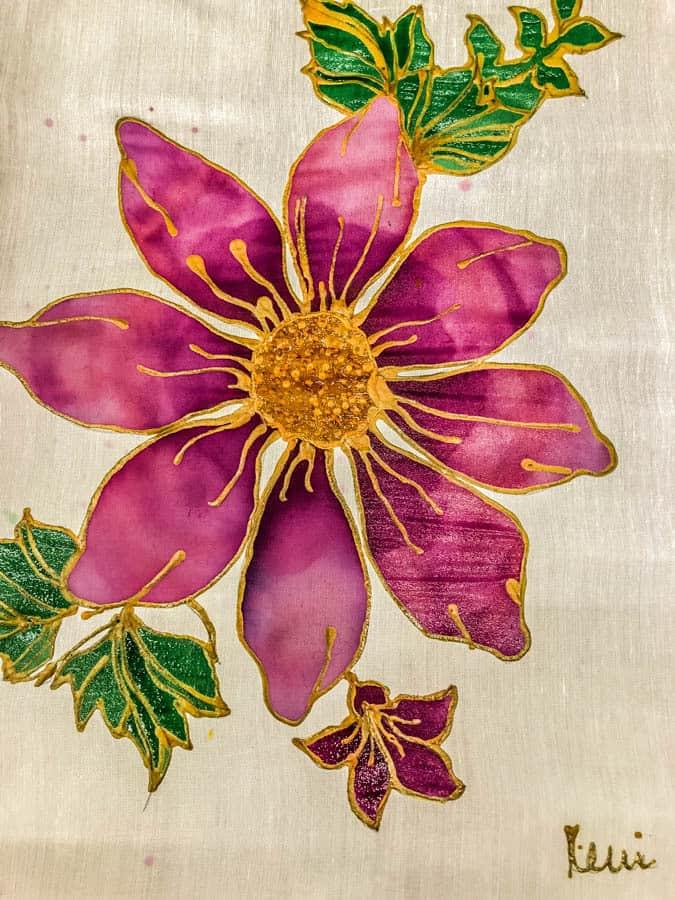 batik almost complete