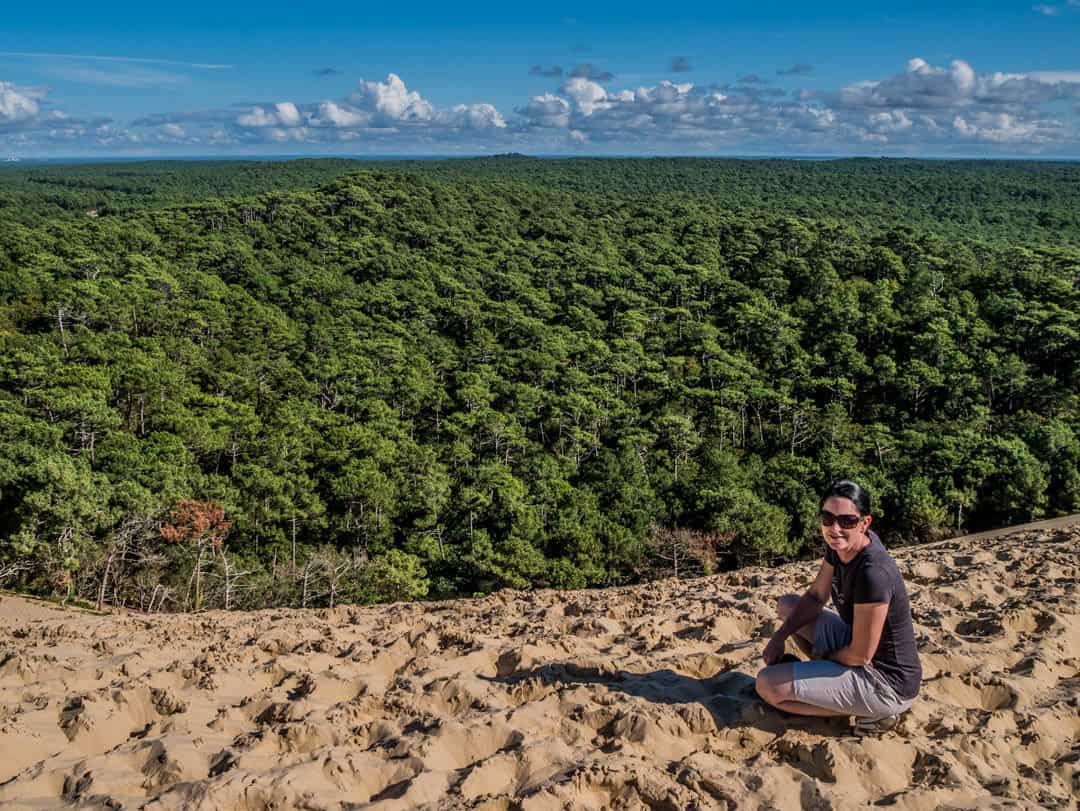 dune top - Arcachon dune du Pilat