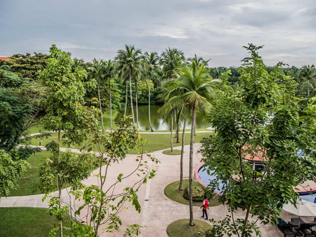 gardens of saujana