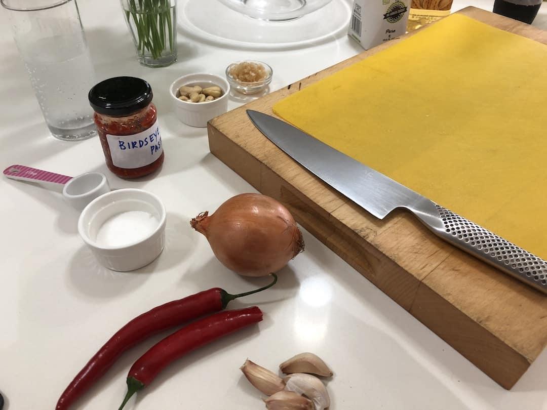 ingredients for vietnamese chicken