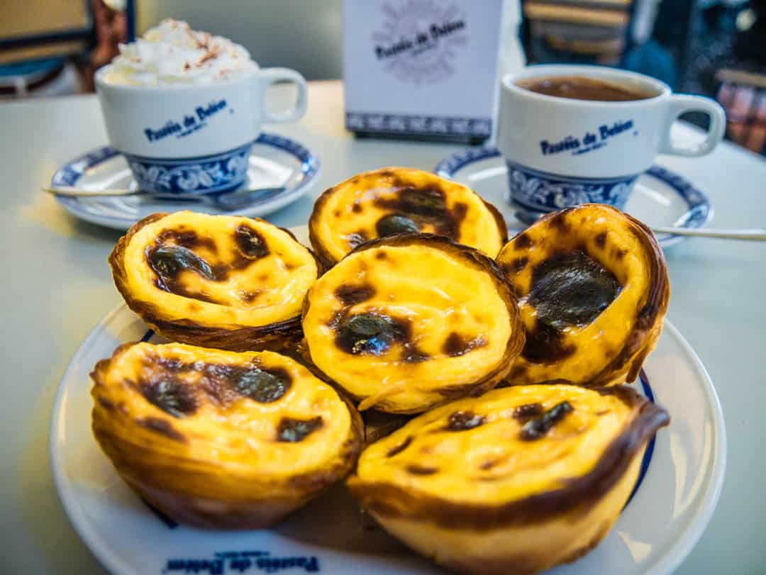 Image result for pasteis belem