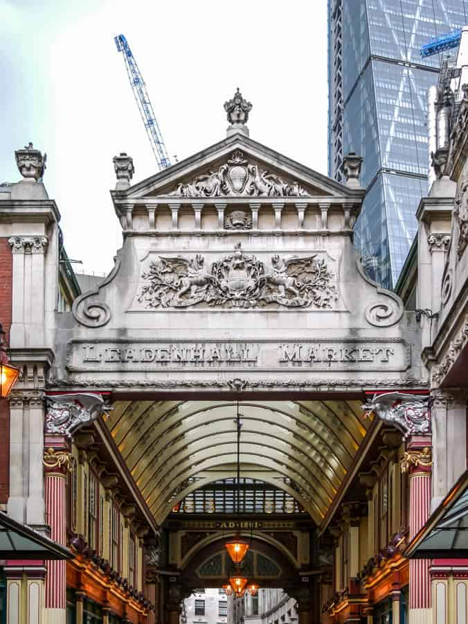 gate leadenhall market