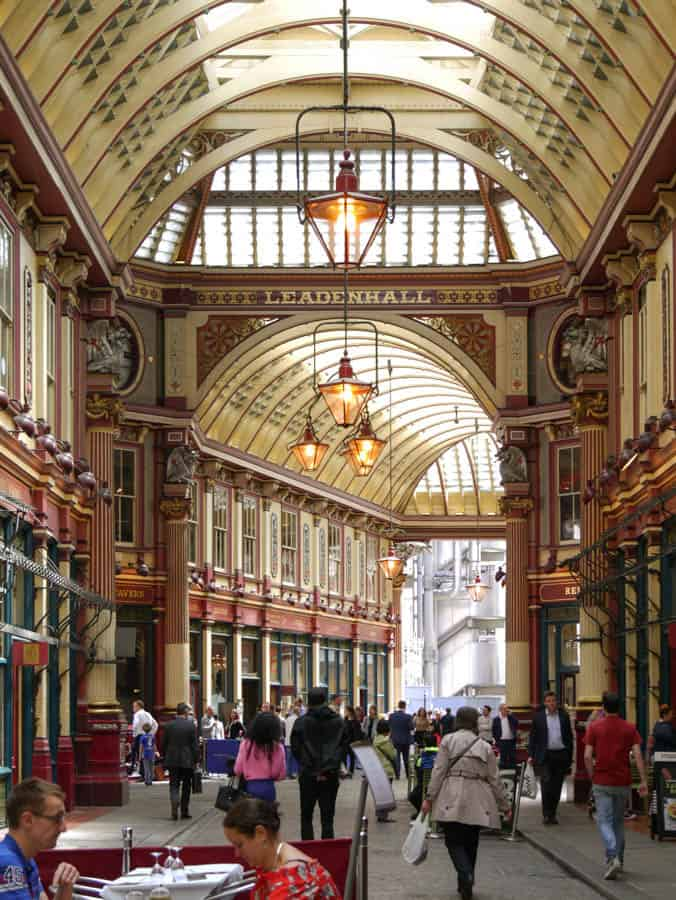 inside leadenhall