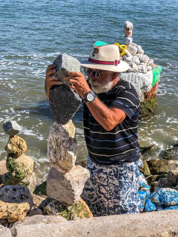 rocks in lisbon
