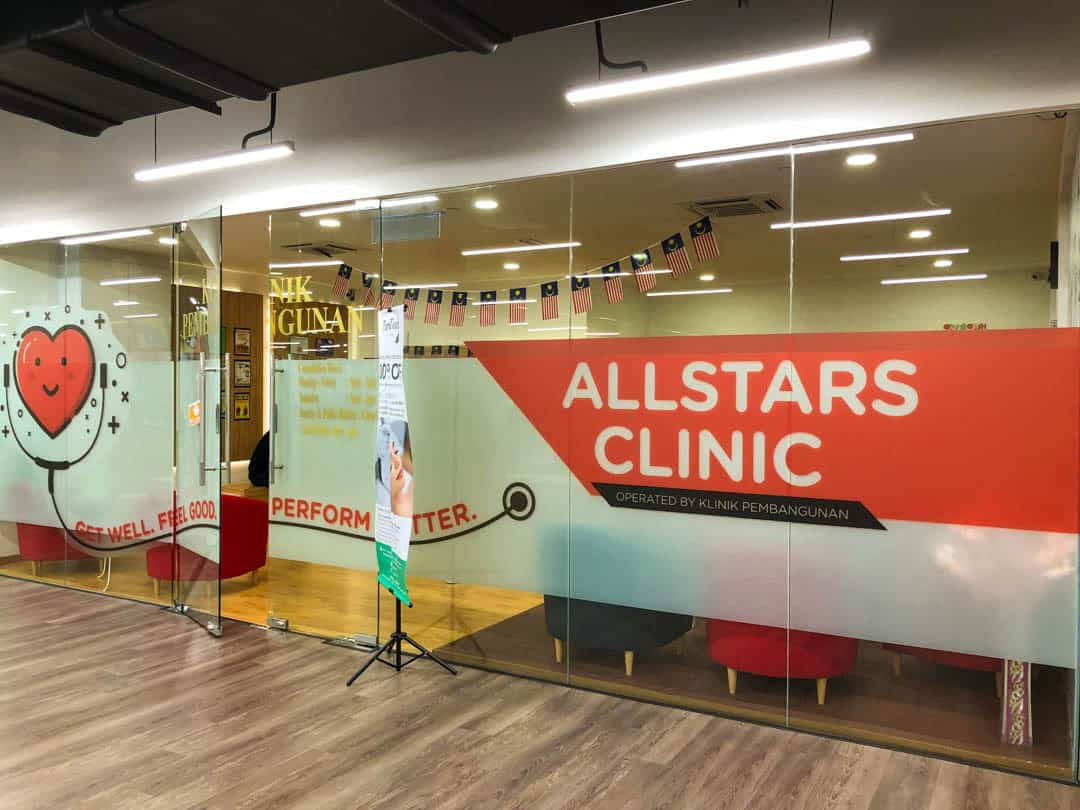 air asia medical centre