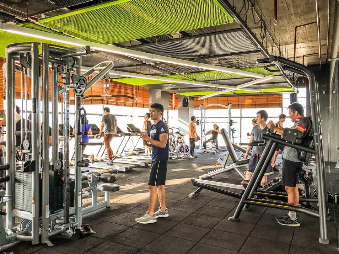 airasia gym