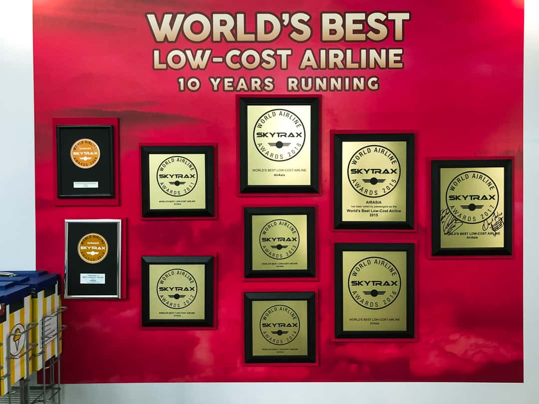 awards air asia