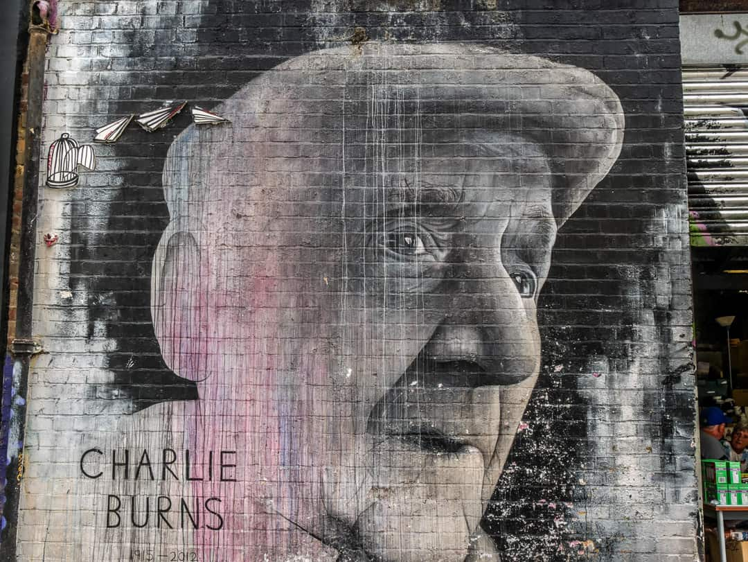 charlie burns