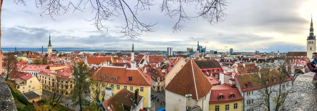 Patkul lookout Tallinn