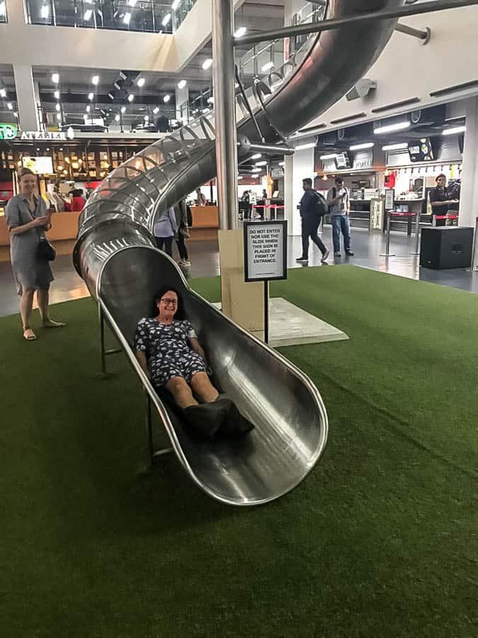 slide air asia
