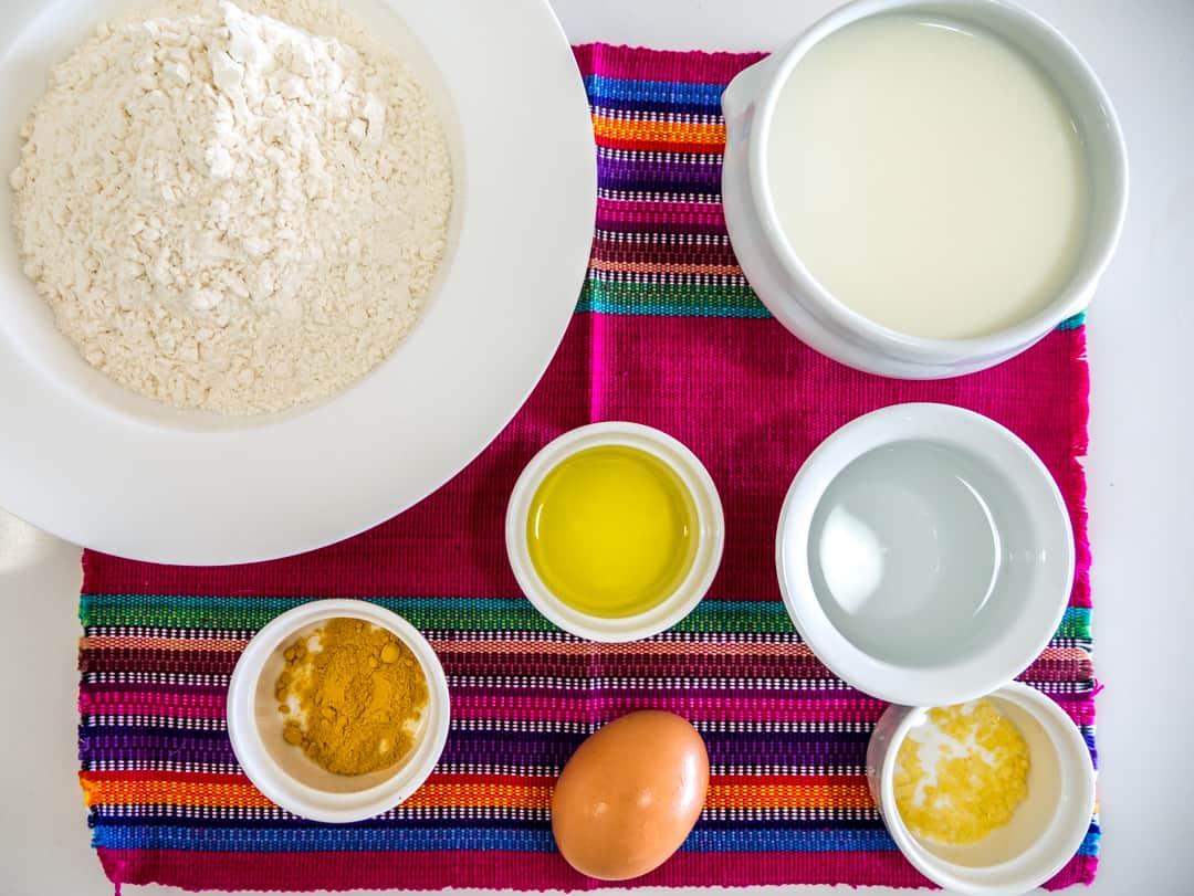 roti jala recipe ingredients