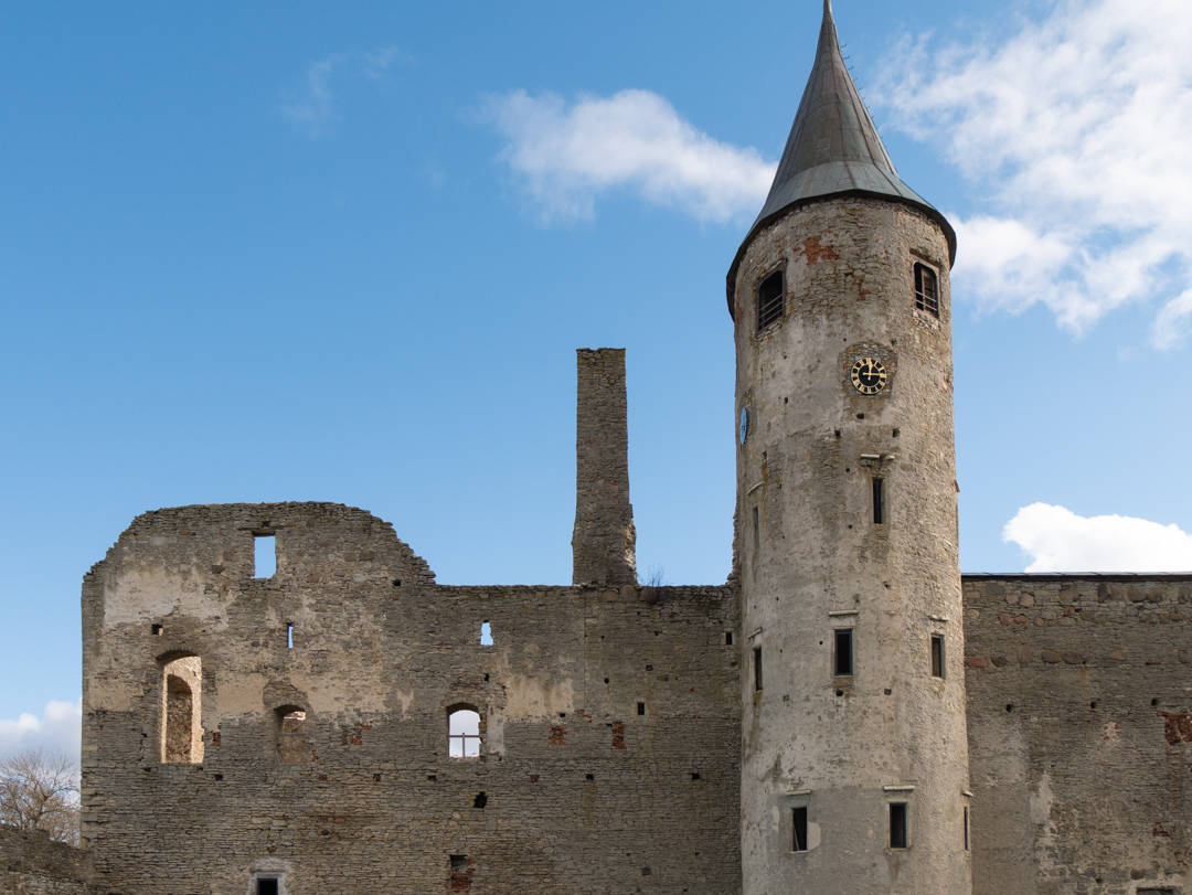 Haapsalu Estonia Episocpal castle