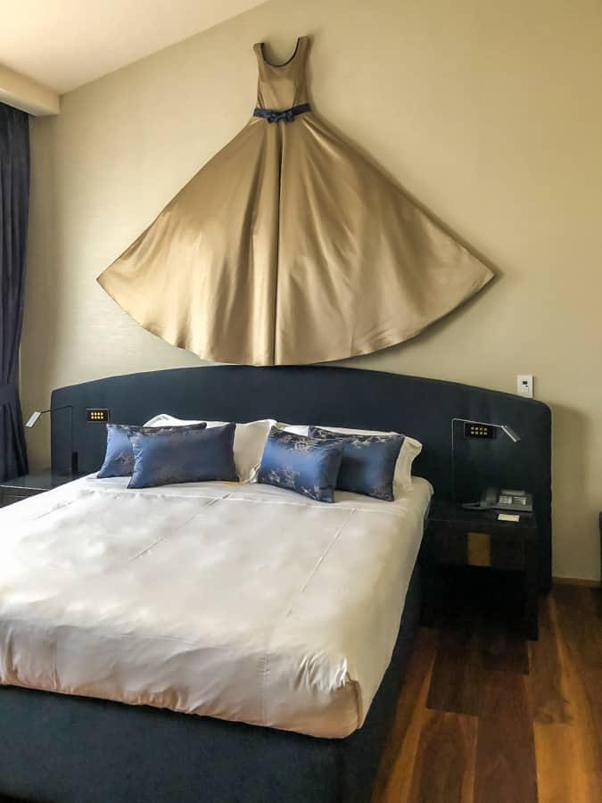 Milano room