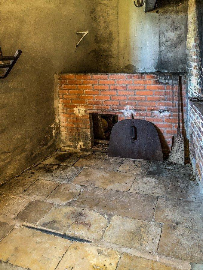 bakery chateau de la bussiere