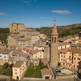 Off the beaten path Italy: Exploring the hills of the Romagna region in Emilia Romagna
