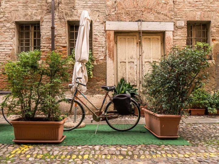 back streets of ferrara