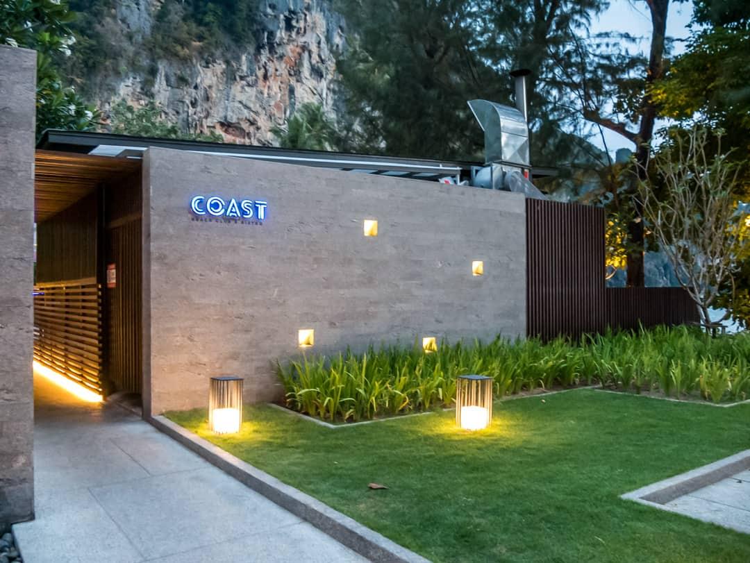 coast restaurant