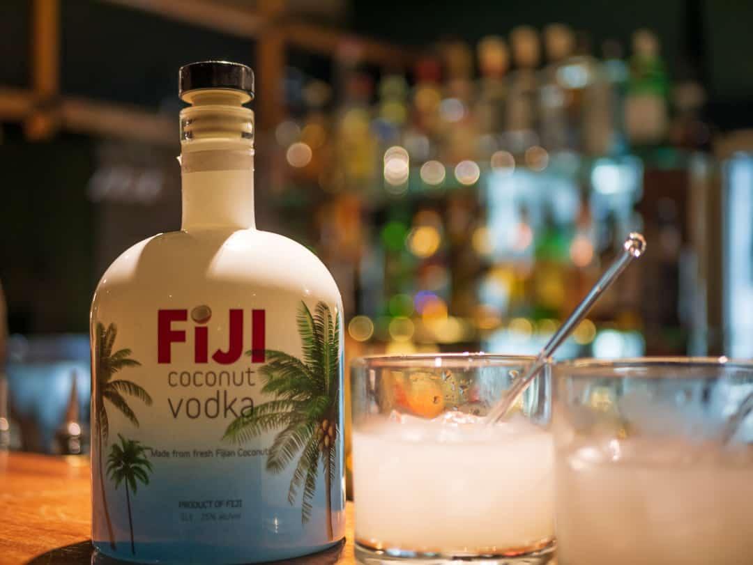 coconut vodka