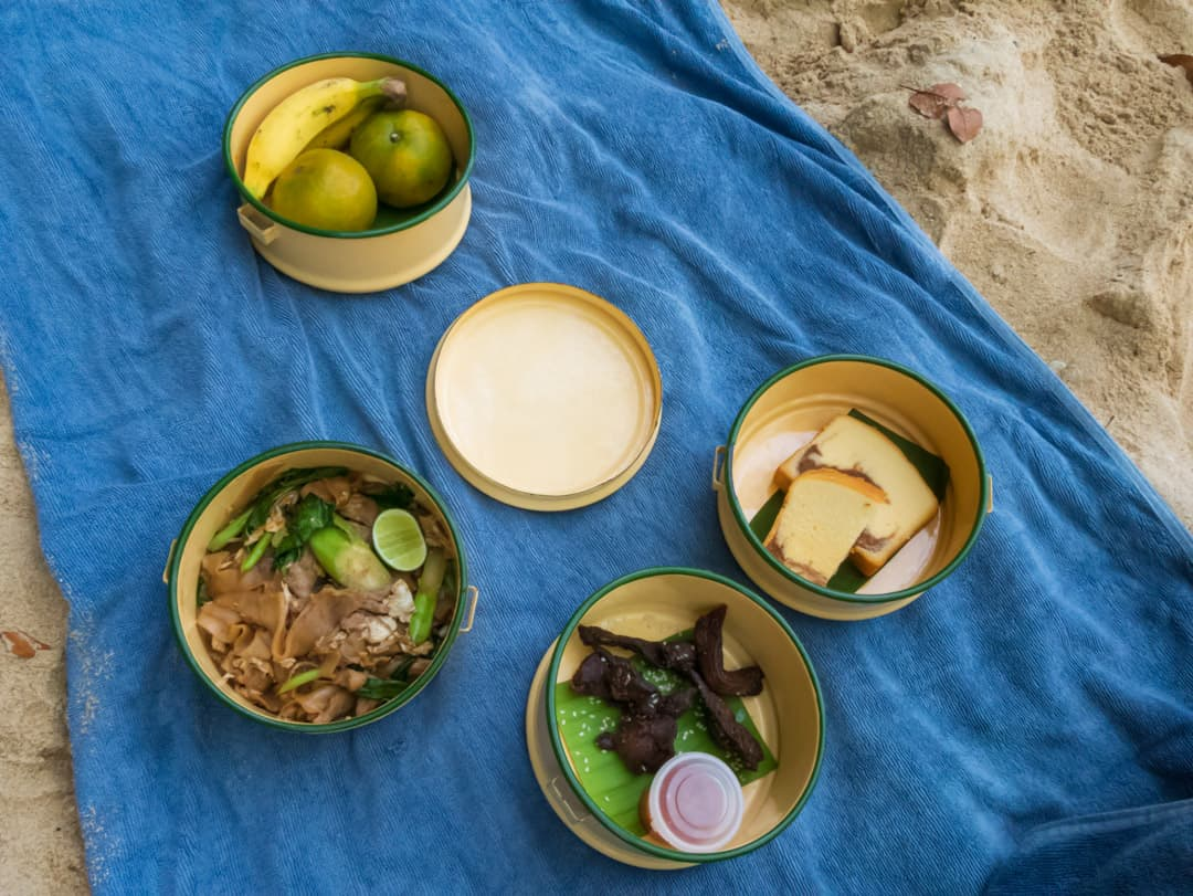 lunch Cape Kudo Hotel Koh Yao Noi