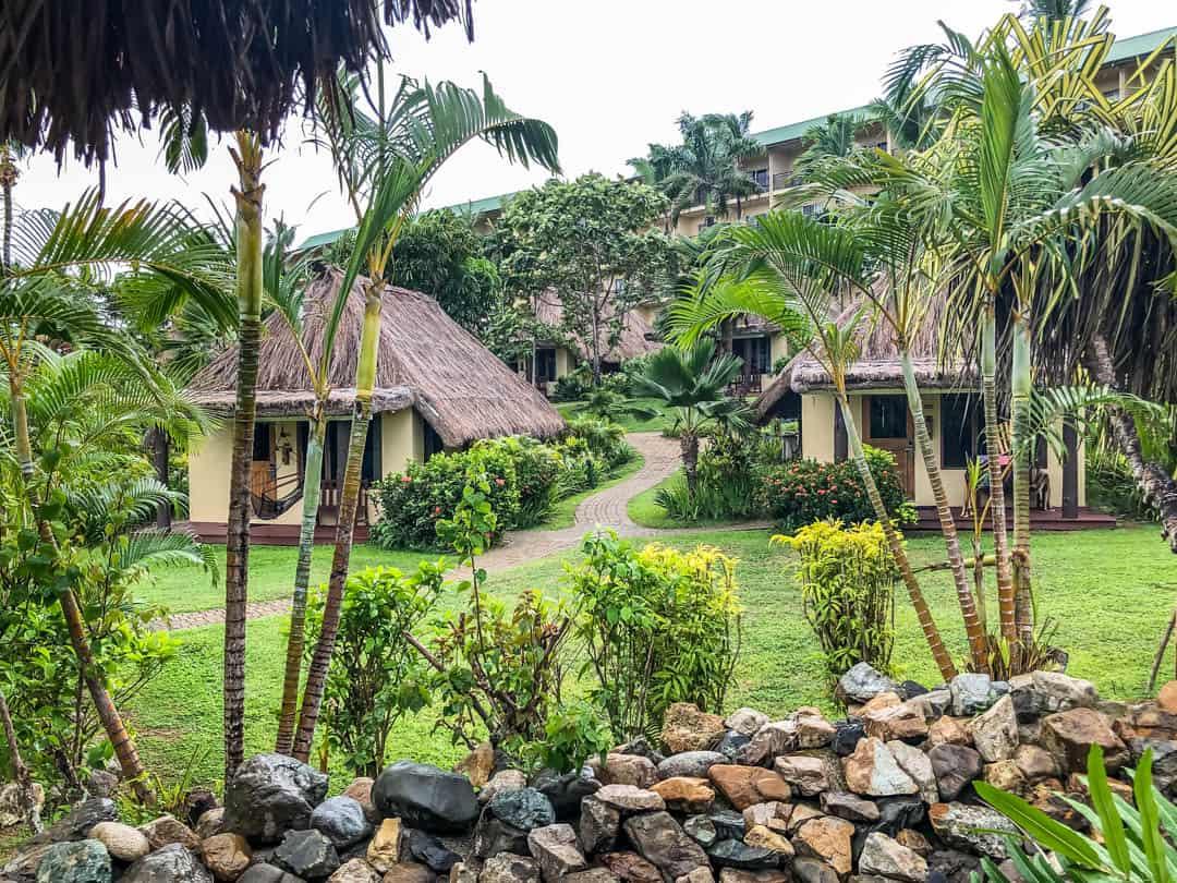 outrigger fiji bure bungalows