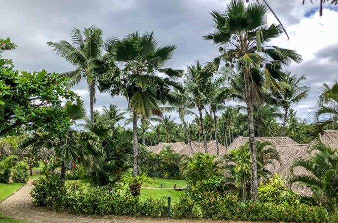 outrigger fiji gardens