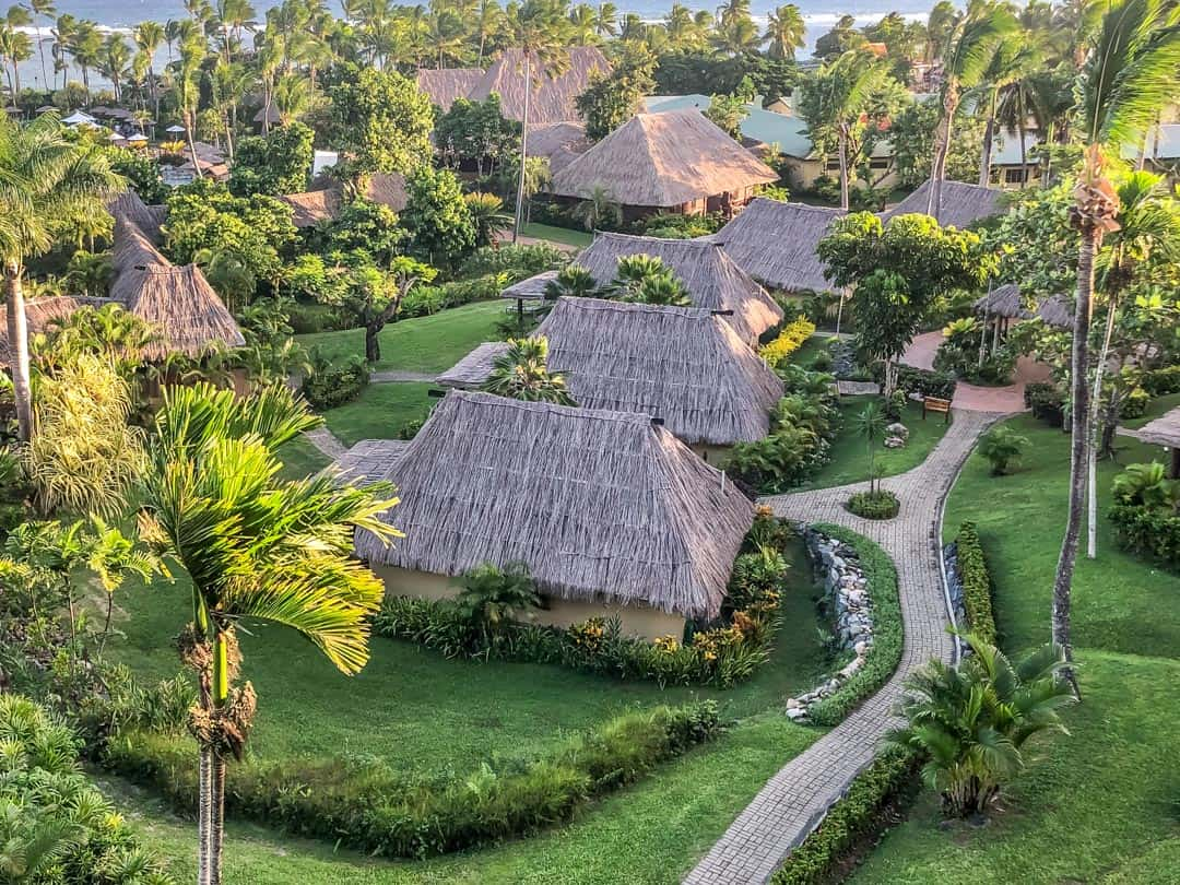 overall resort best place to stay in Fiji