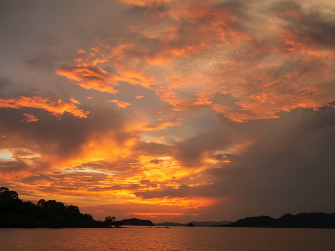 sunset Cape Kudo Hotel Koh Yao Noi