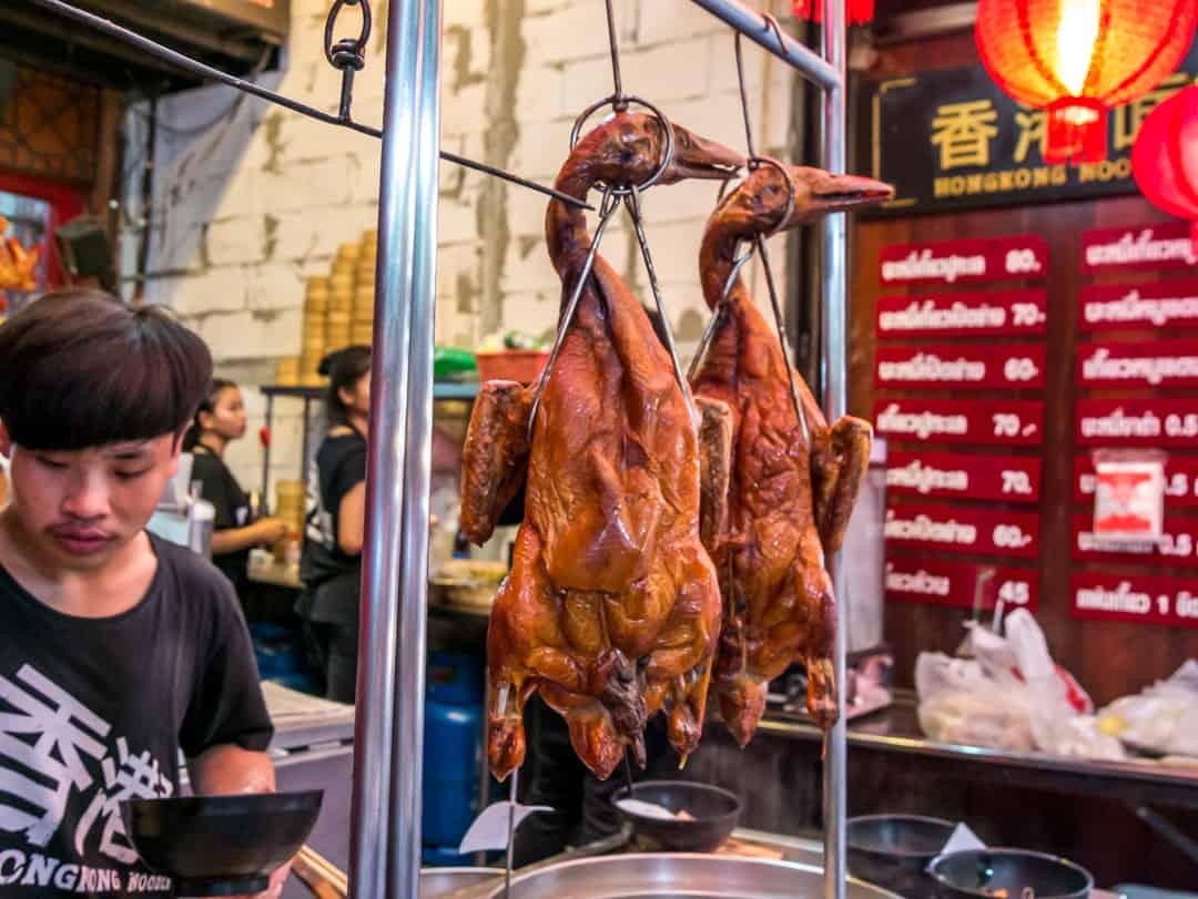 chinatown Bangkok Thai cuisine